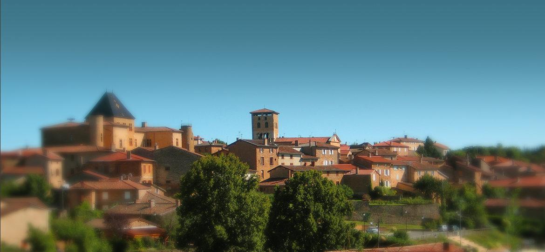 Mairie de Charnay en Beaujolais